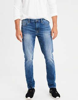 02fd1bbe placeholder image AE Flex Slim Jean ...