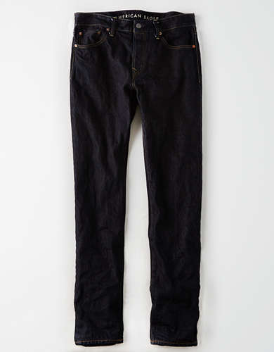 AE Slim Selvedge Raw Jean