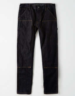 AE Slim Carpenter Selvedge Raw Jean