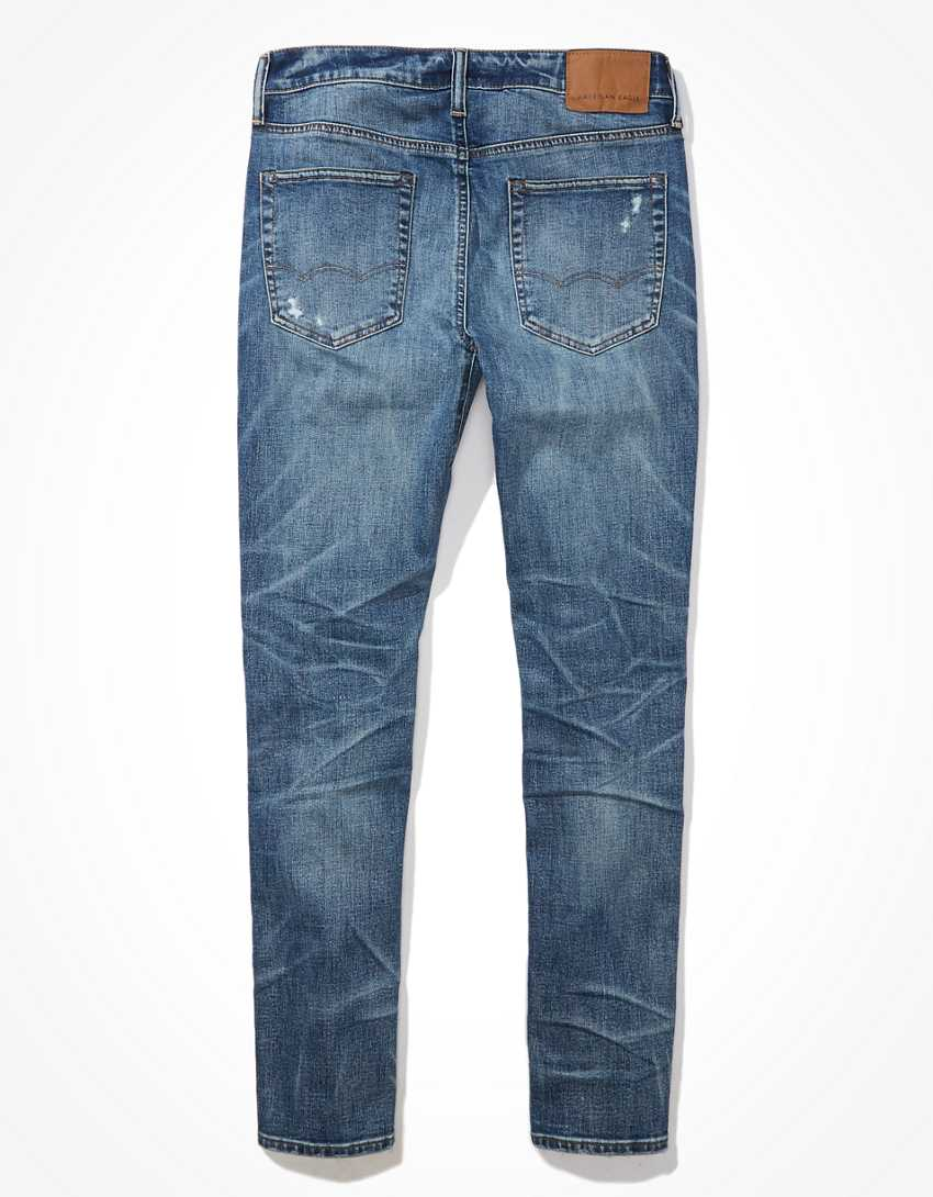 AE AirFlex+ Patched Move-Free Slim Jean