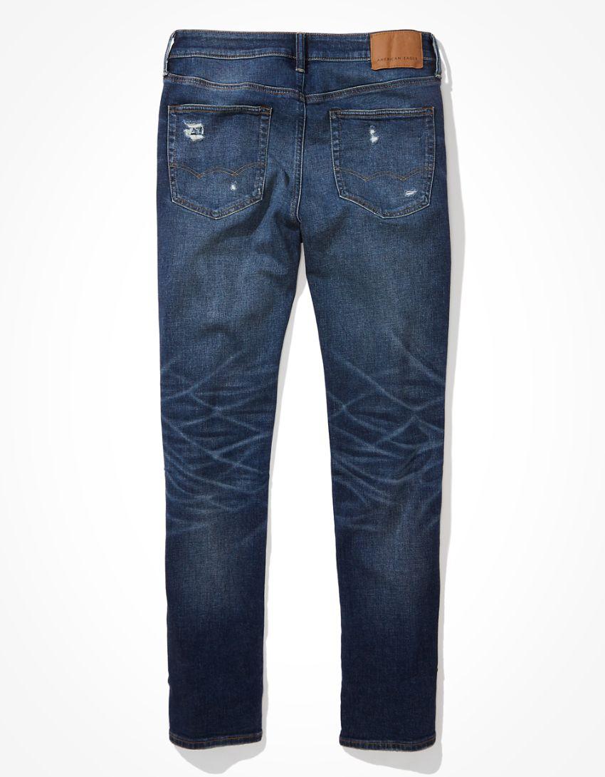 AE AirFlex+ Clean Tech Patched Slim Jean