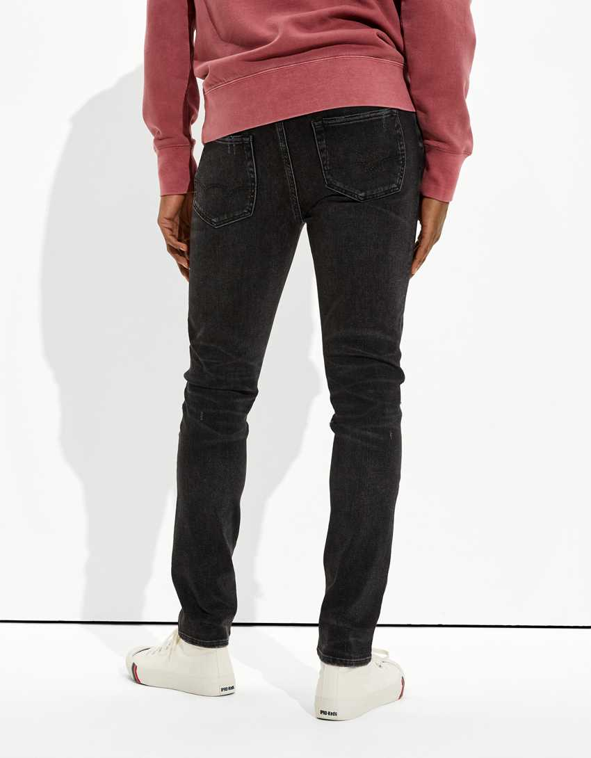 AE AirFlex 360 Patched Slim Jean