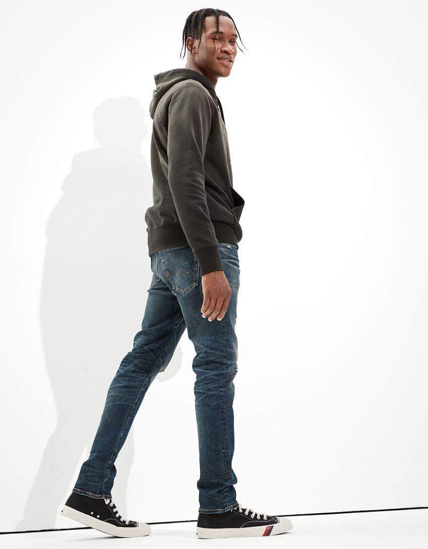AE AirFlex+ Ripped Move-Free Slim Jean