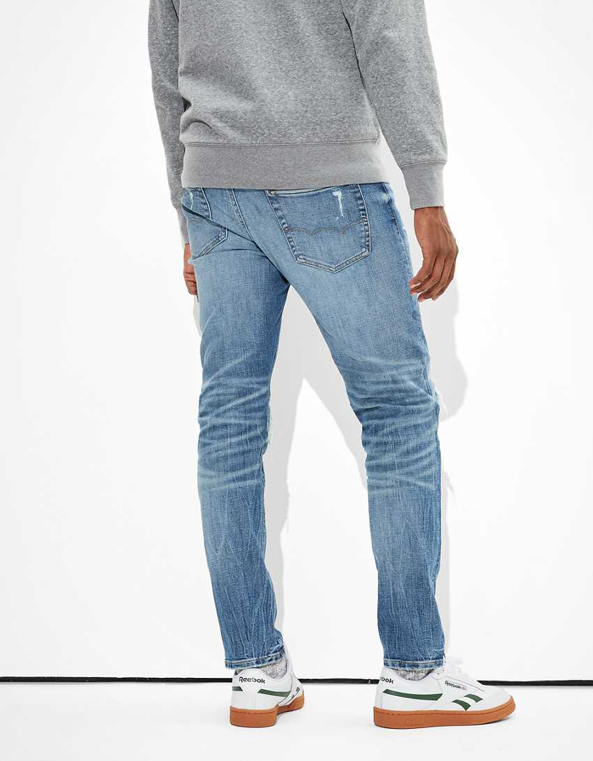 AE AirFlex+ Temp Tech Patched Athletic Fit Jean