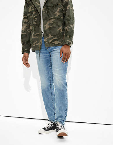 AE Flex Ripped Athletic Fit Jean