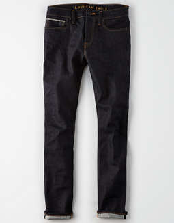 Ae Selvedge Skinny Jean by American Eagle Outfitters