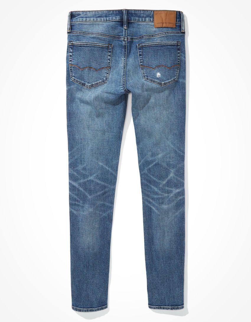 AE Pride AirFlex+ Ripped Skinny Jean