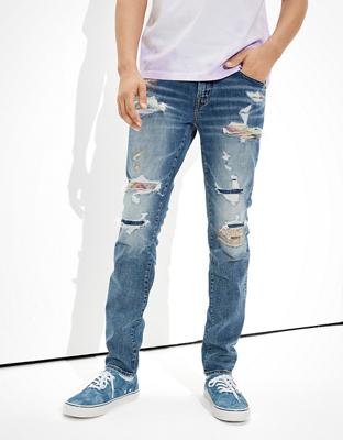 Jeans De Hombre Parte De Abajo Hombres