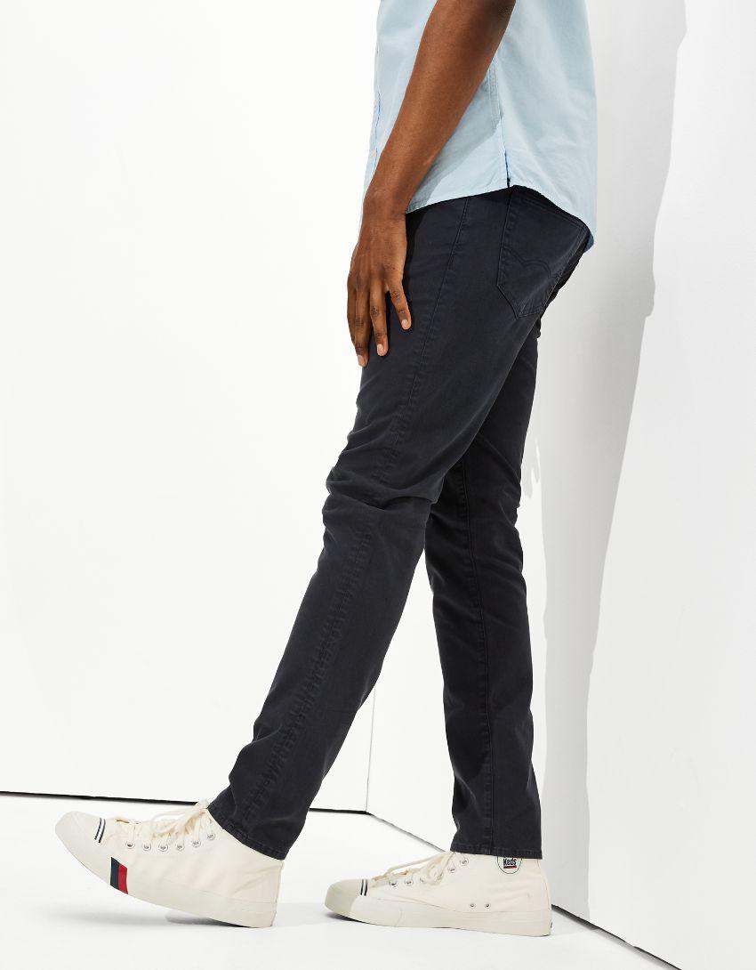 AE Flex Soft Twill Skinny 5-Pocket Pant
