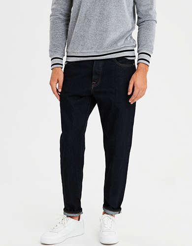 Ae?Relaxed Taper?Selvedge?Raw?Jean
