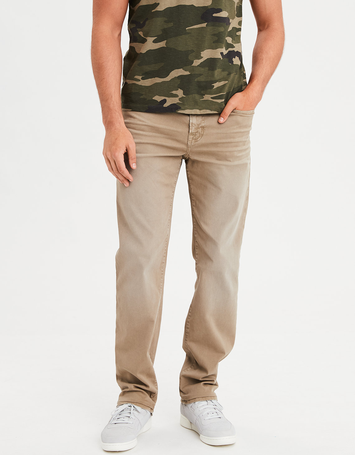 AE Flex Relaxed Straight Pant