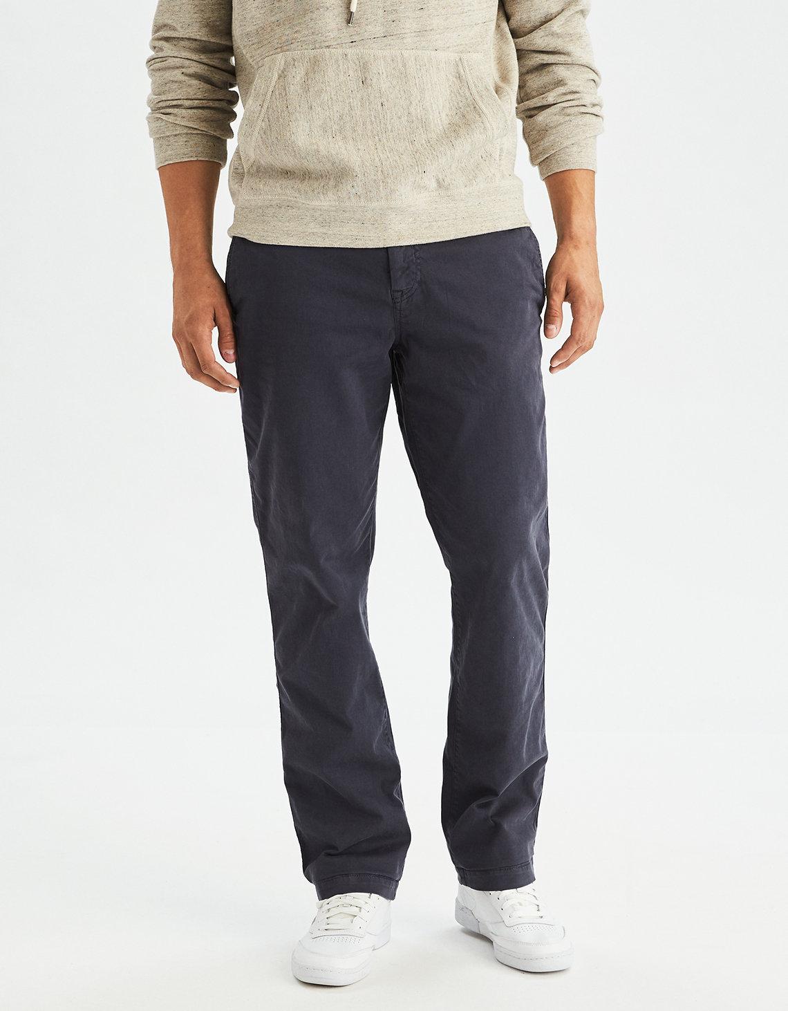 AE Extreme Flex Original Straight Khaki Pant. Placeholder image. Product  Image