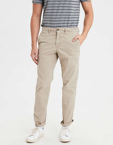 b0f73178943 AE Ne(X)t Level Original Straight Khaki Pant
