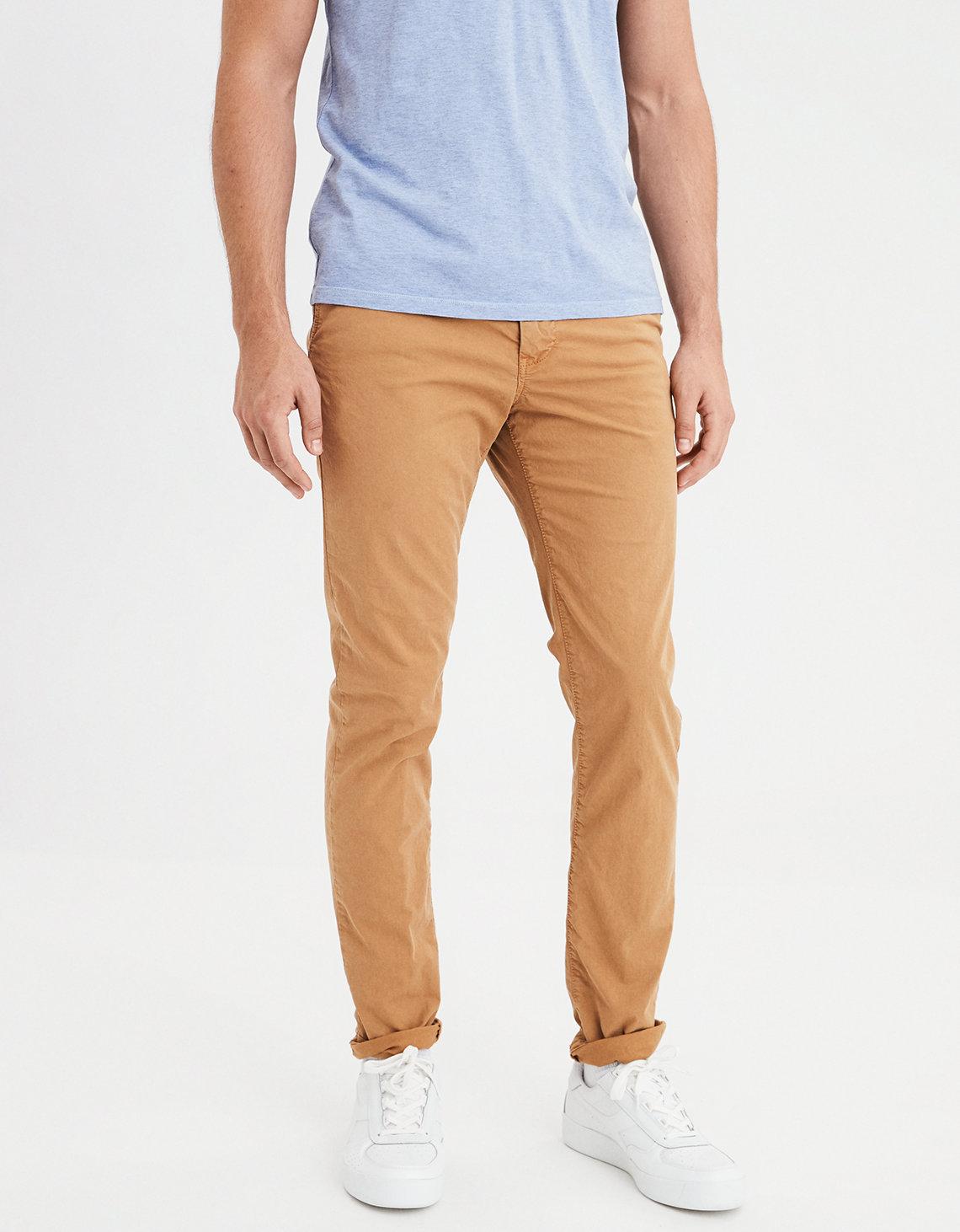 AE Ne(X)t Level Skinny Khaki Pant 88d50a59e5f6