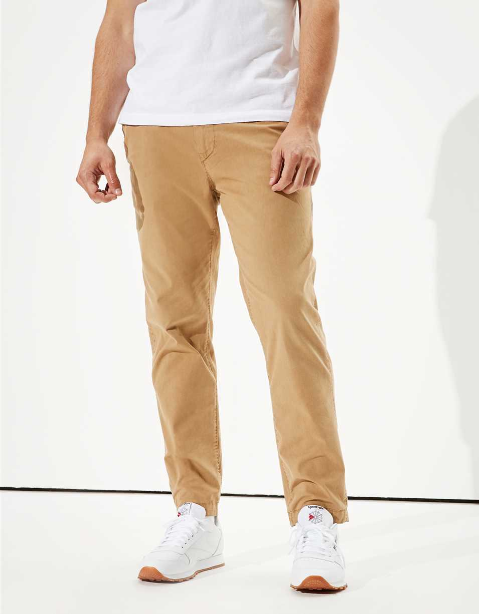 AE Flex Slim Straight Chino