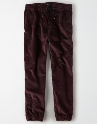 AE Вельветовые спортивные брюки