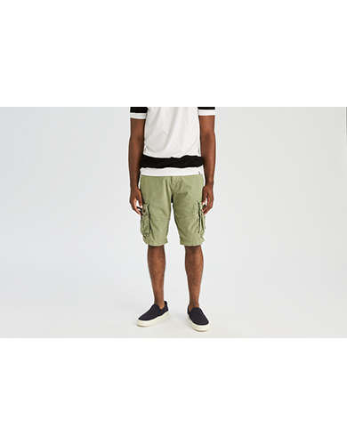 Mens Green Shorts | American Eagle Outfitters