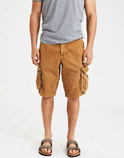AE Extreme Flex Longer Length Cargo Short