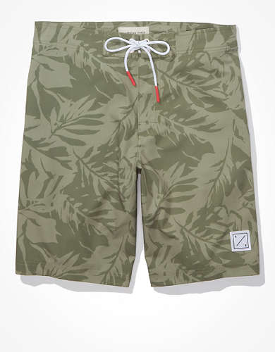 "AE 10"" Floral Classic Board Short"