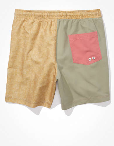"AE 7"" Swim Trunk"