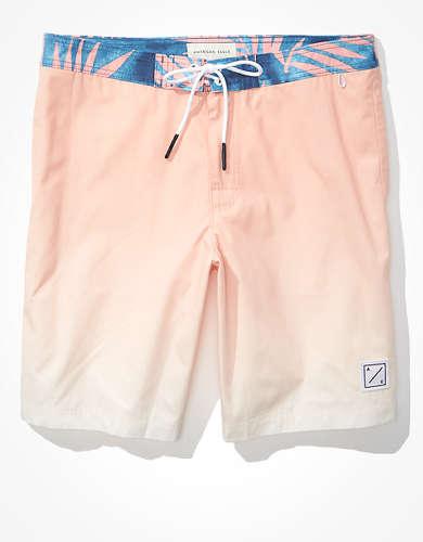 Flc16ki-A Mens 100/% Polyester Seaside Beachwear Casual Board Shorts with Pockets