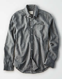 AE Flannel Button Up Shirt