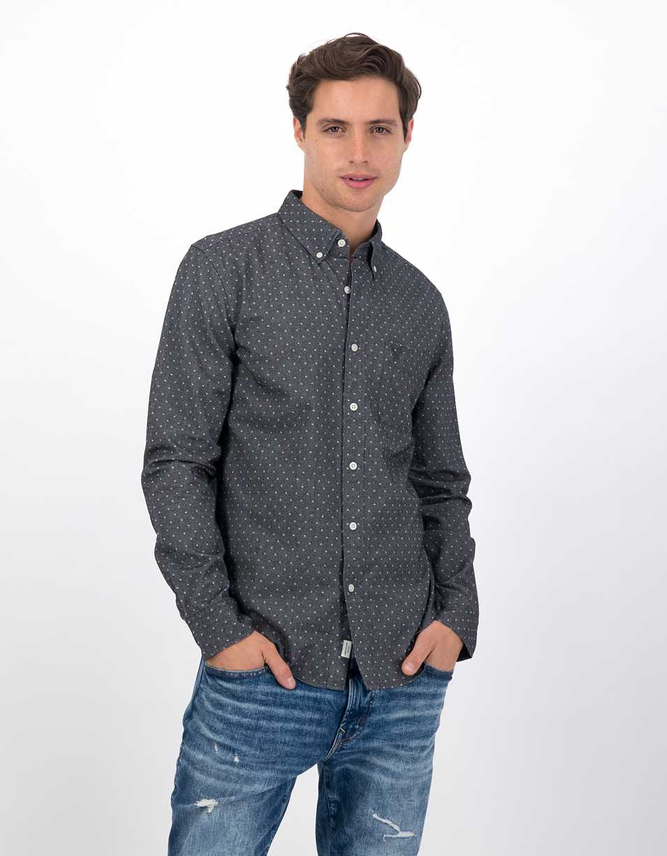 AE Slim Fit Button Up Shirt