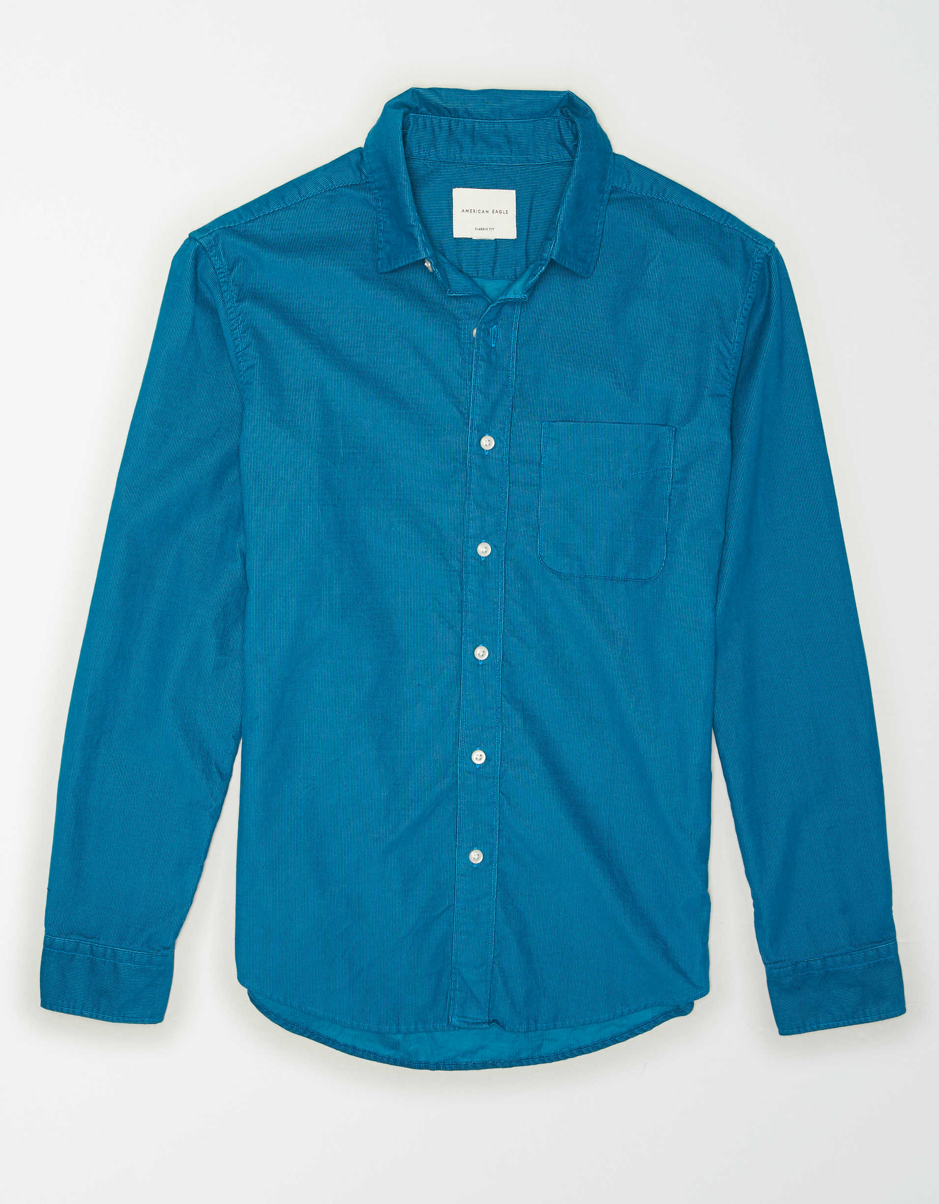 AE Corduroy Button Up Shirt