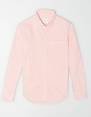 AE Oxford Button-Up Shirt