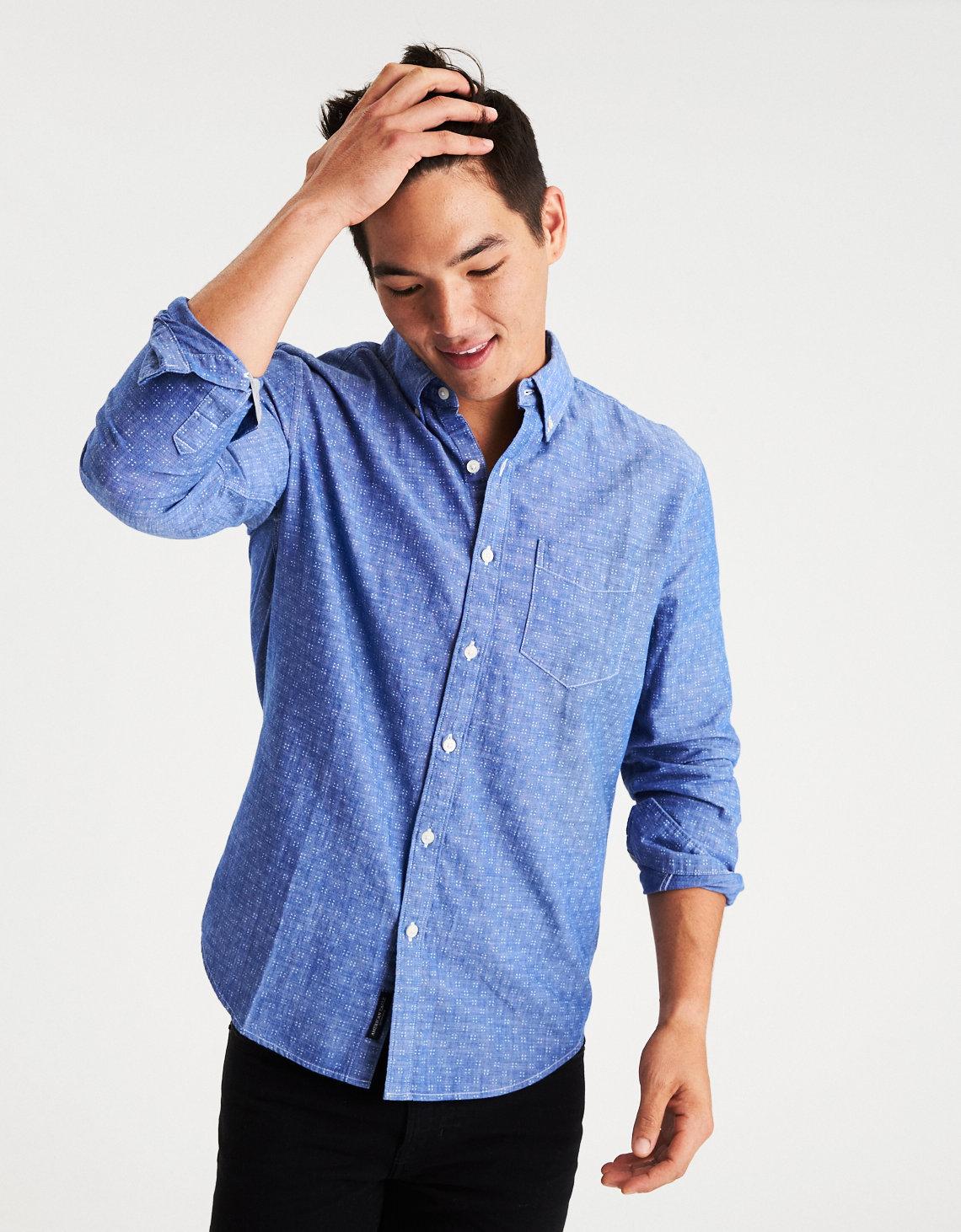 e912ac2554c4 Handla från hela världen hos PricePi. chambray shirt shop