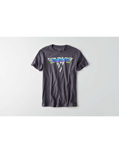 AEO Short Sleeve Band T-Shirt -