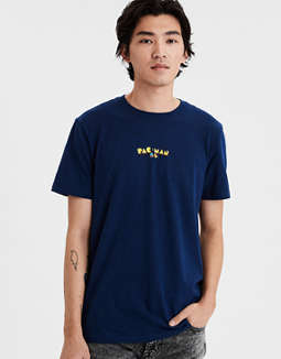 Ae Pac Man Graphic Tee by American Eagle Outfitters