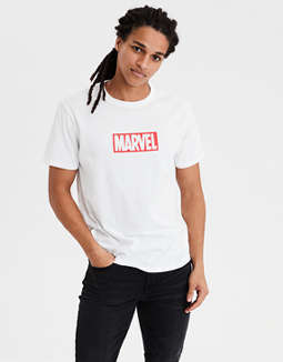 Ae Marvel Graphic Tee by American Eagle Outfitters