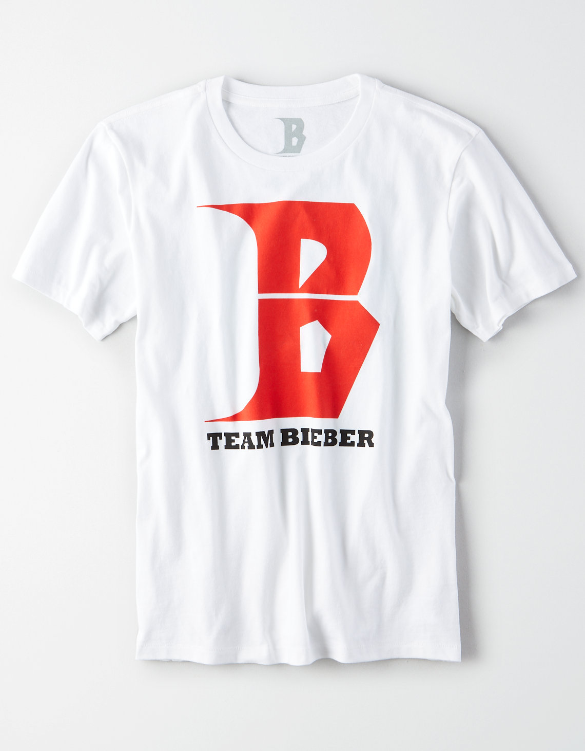 AE Team Bieber Graphic T-Shirt
