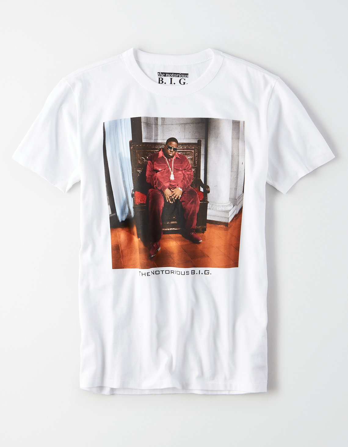 AE The Notorious B.I.G. Graphic T-Shirt