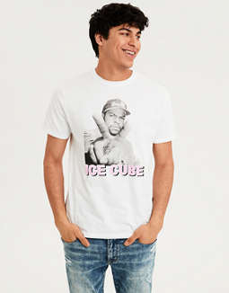 Ae Ice Cube Graphic Tee by American Eagle Outfitters