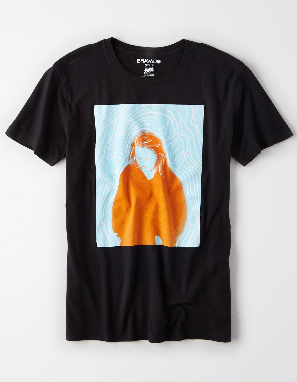AE Lewis Capaldi Graphic T-Shirt