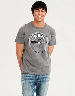 Ae Sun Records Graphic Tee by American Eagle Outfitters