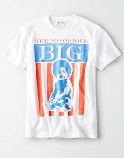 AE Notorious B.I.G. Graphic T-Shirt