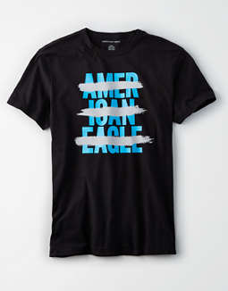 AE Short Sleeve Graphic Tee
