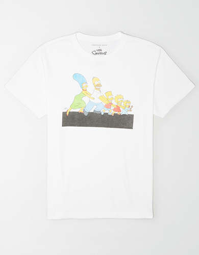 AE x The Simpsons Graphic T-Shirt