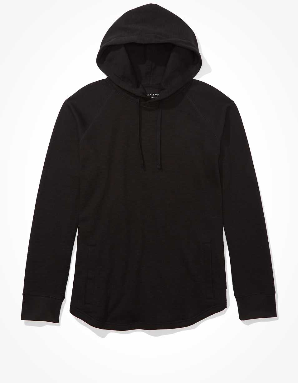 AE Super Soft Thermal Hoodie Tee