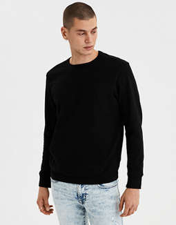 Ae Kanga Pocket Crewneck Pullover by American Eagle Outfitters