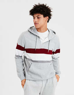 Ae Rugby Hoodie by American Eagle Outfitters