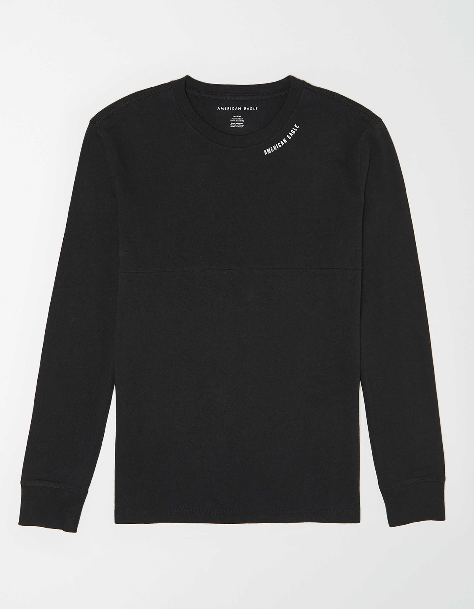 AE Long Sleeve Logo T-Shirt