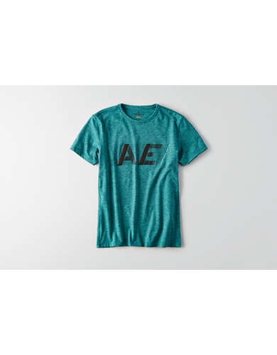 AEO Flex Graphic Tee -