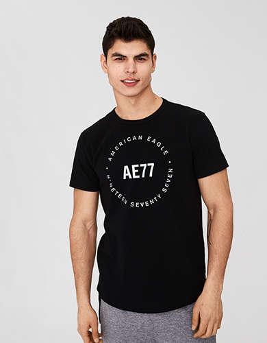 AE Reflective Graphic Tee