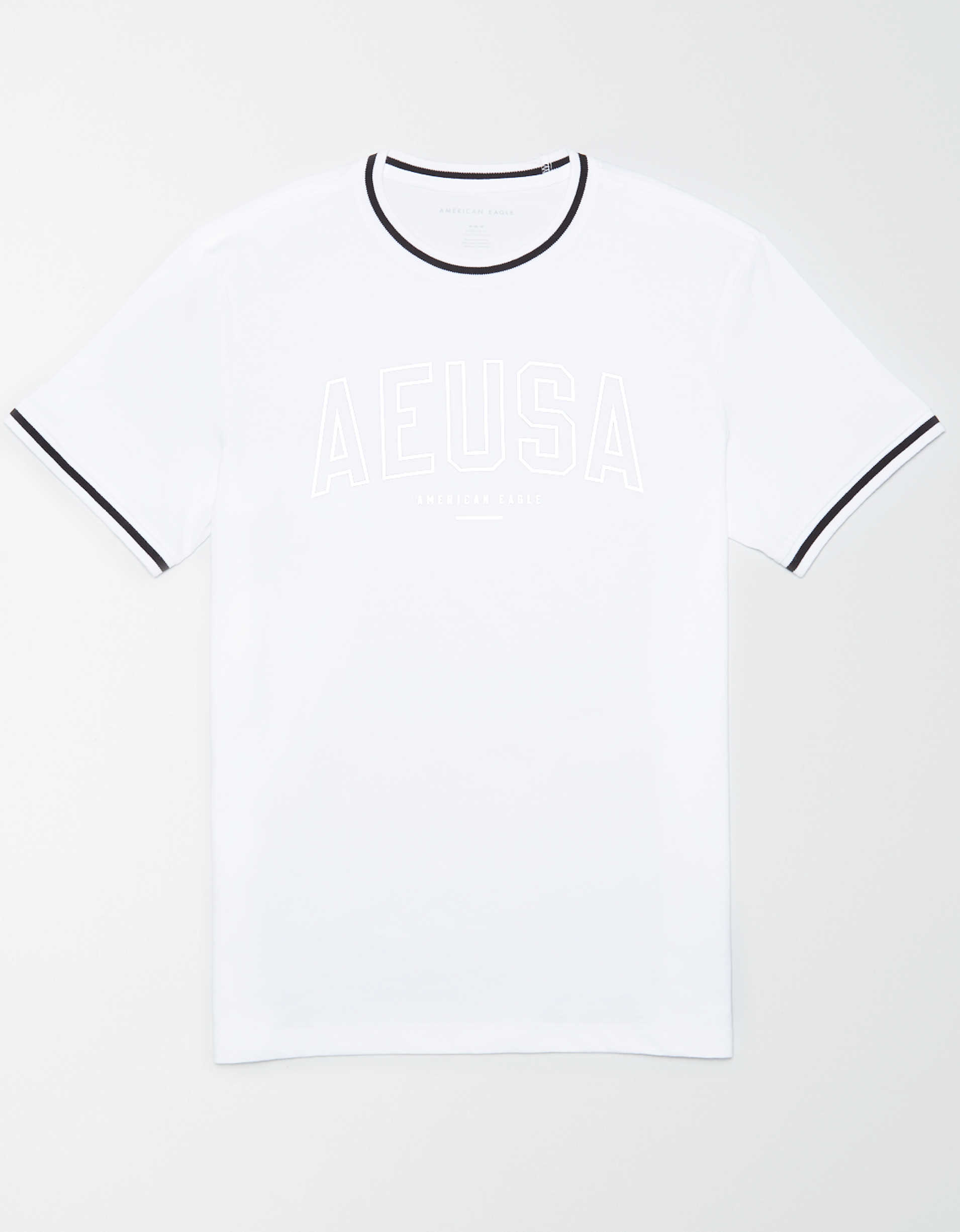 AE Reflective Ringer Graphic T-Shirt