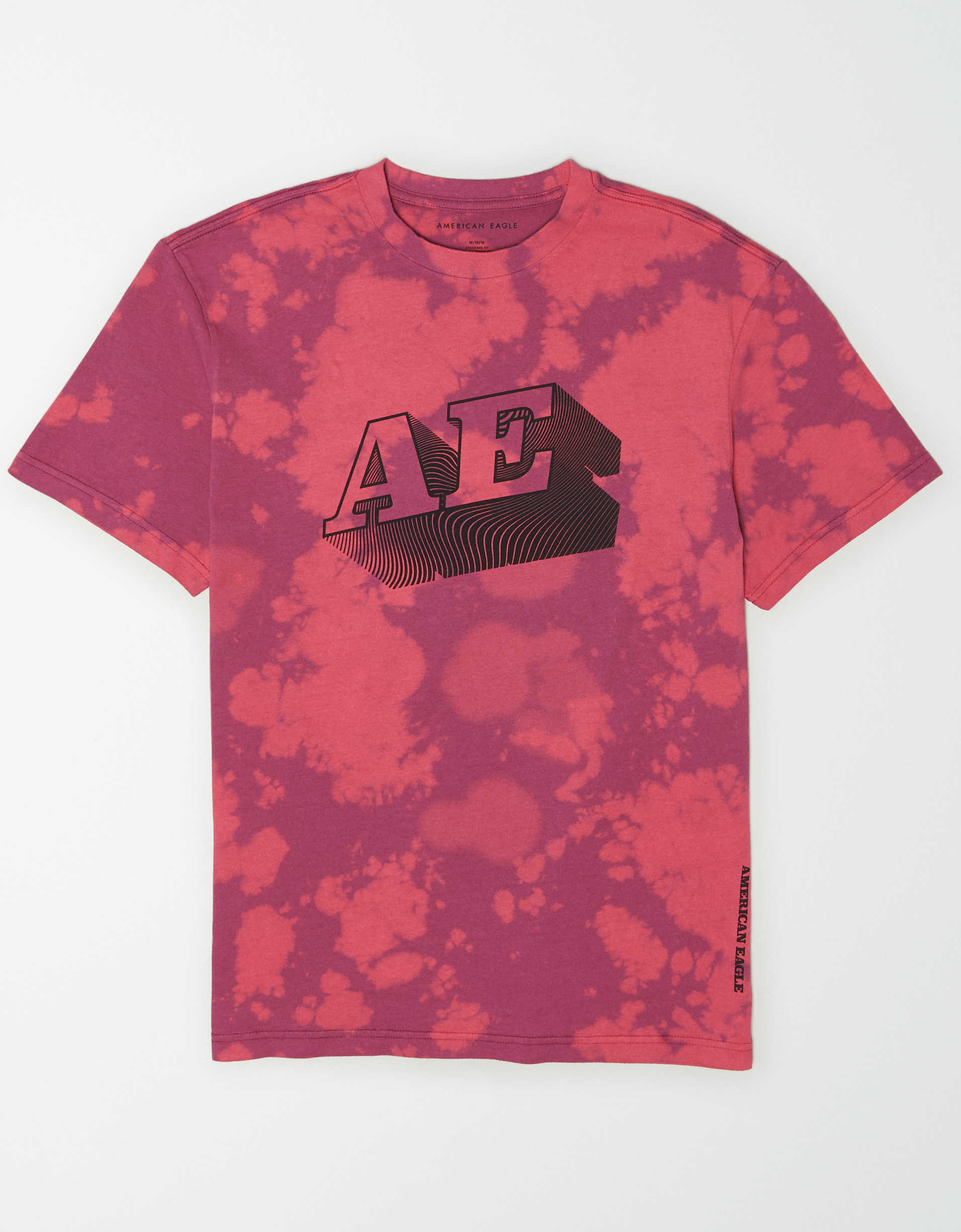 AE Dye Effects Graphic T-Shirt