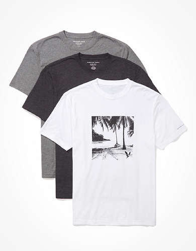 AE Graphic T-Shirt 3-Pack